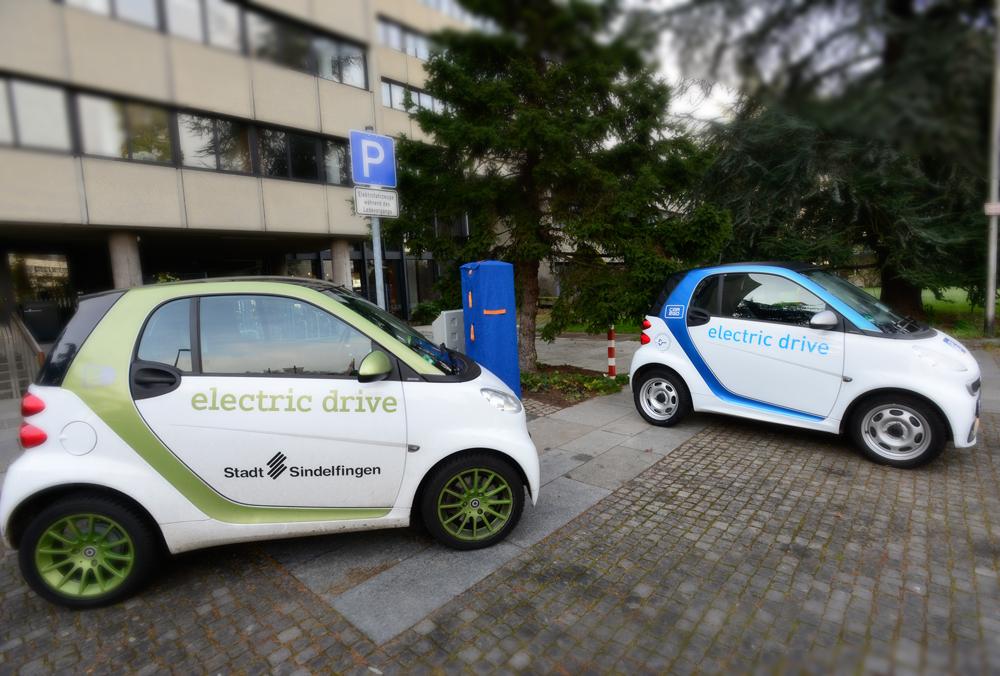 Stadt Sindelfingen: Elektromobilität