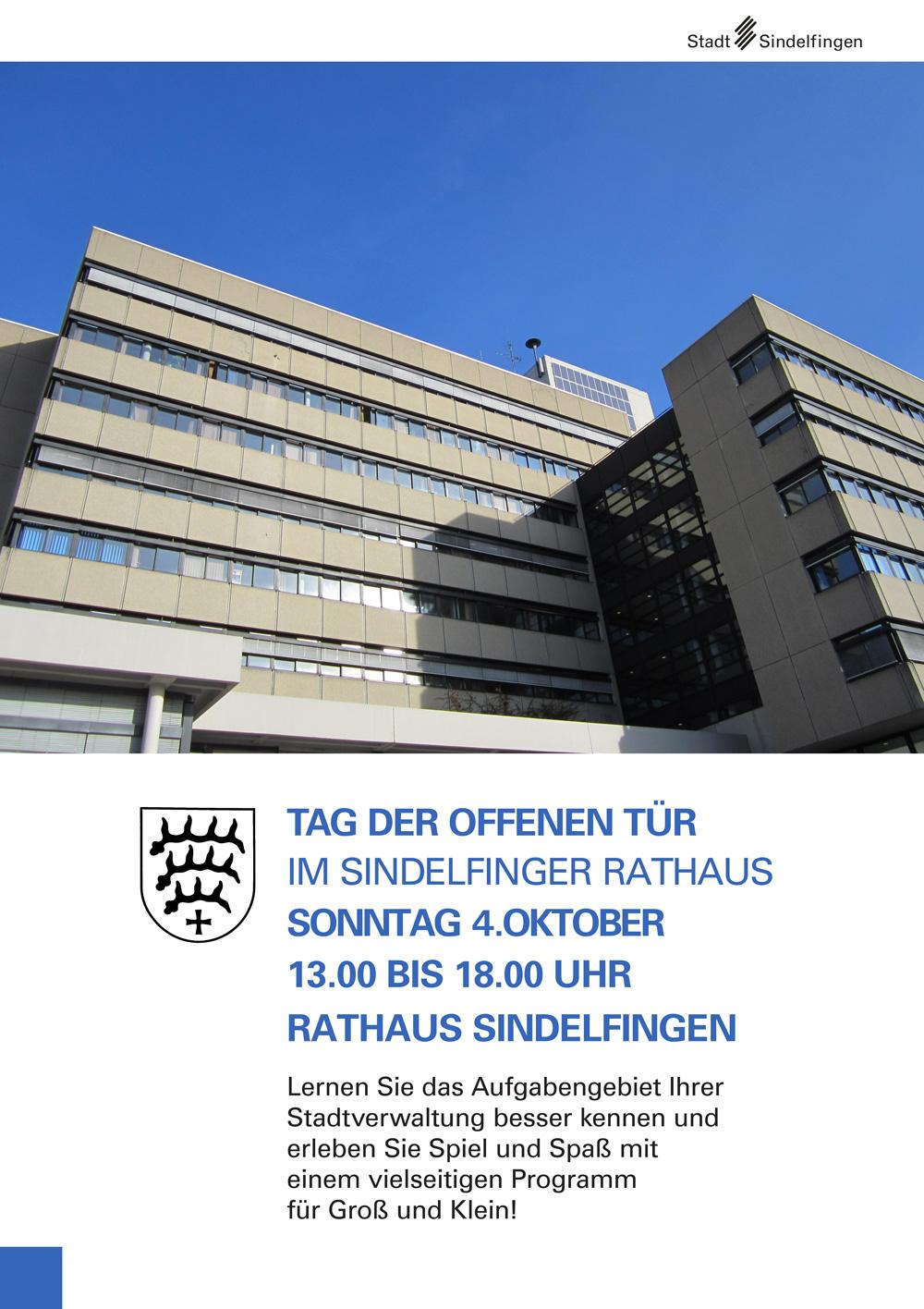 Stadt Sindelfingen Tag Der Offenen Tür 2015